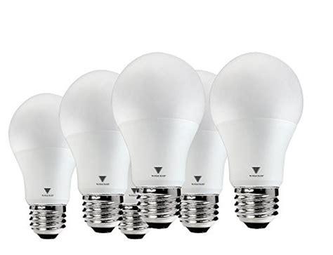 triangle bulbs t95133 6 a19 led 60 watt equivalent soft