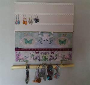 Fabriquer Un Porte Bijoux : porte bijoux et d co bouteille en verre vintage deco2sev ~ Melissatoandfro.com Idées de Décoration