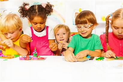 Play Kindergarten Plasticine Clay Modeling Class