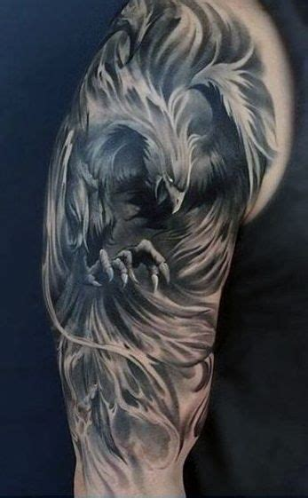 tatuajes de ave fenix mejores tatuajes  significados