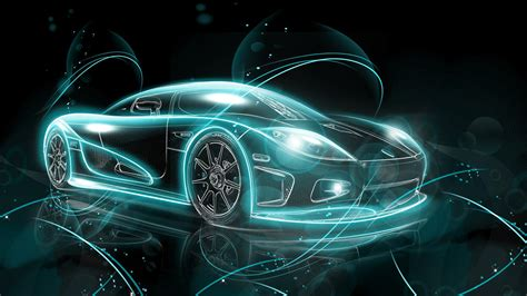 car neon lights cool cars with neon lights www imgkid the image