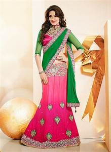 Fashion & Style: Stylish Exclusive Indian Party Wear ...
