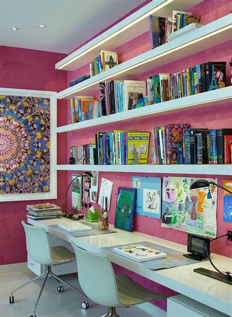 Homework Spaces And Study Room Ideas You'll Love  Cuethat