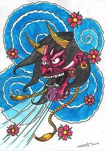Demon Japonais Dessin : vince 39 s vault ~ Maxctalentgroup.com Avis de Voitures
