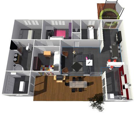 plan maison 150m2 4 chambres splendide villa 160m2 calme limite 12ème arrt my home
