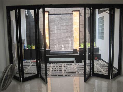 gambar pintu kaca minimalis indah rumah impian