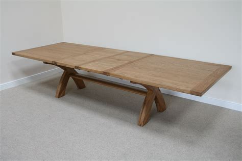 10 seat extendable dining table contemporary rectangle brown wooden table with blue legs combined