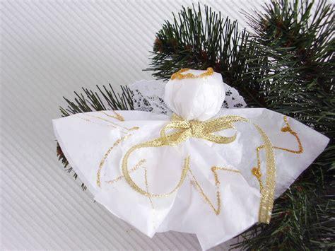 easy tissue paper angel  kids   preschool toolkit