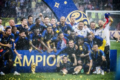 Coupe Du Monde 2018  France 2 Diffusera Dimanche Un
