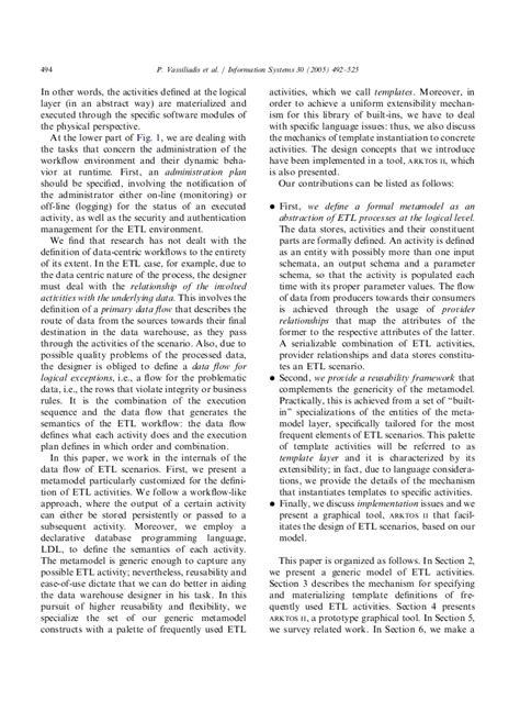 Etl Design Document Template by Etl Design Document