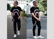 Lukas L Hypebeast Outfit LOOKBOOK
