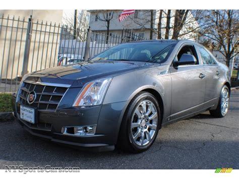 2008 Cadillac Cts Awd by 2008 Cadillac Cts 4 Awd Sedan In Thunder Gray Chromaflair
