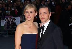 'X-Men' Star James McAvoy Splits From Wife of Nine Years ...
