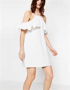 robe de mariage courte robe de mariée courte à volants zara les plus belles robes de mariée courtes