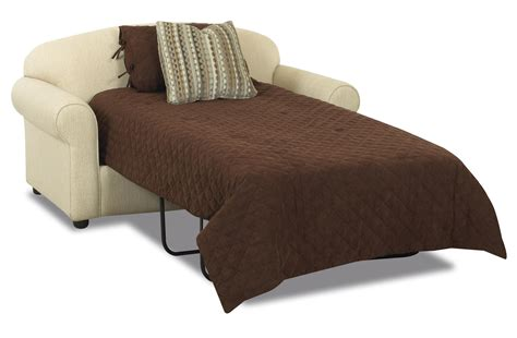 Loveseat Size Sleeper Sofa by Klaussner Possibilities Innerspring Sleeper Loveseat