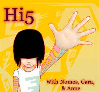 Hi5 Meme - a meme hosted by cara chasing words anne potter percy and i and naomi inkcrush
