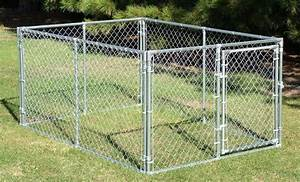 2016 hot sale large dog run chain link animal cage for Dog fence for sale cheap