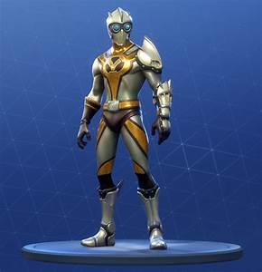 Gold, Skins, In, Fortnite