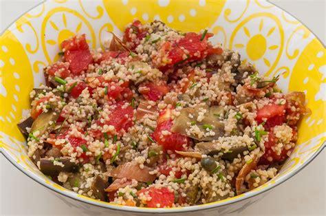 cuisiner un magret de canard au four recettes de tomates ancienne par kilometre 0 taboulé aux