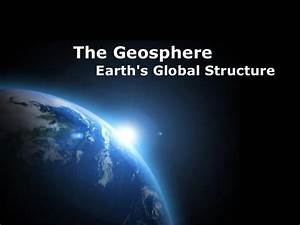 Earth's Geosphere