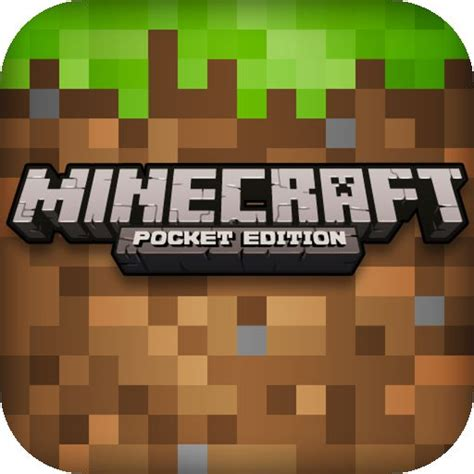 minecraft edition pocket front android game case box pe ipad mobygames mincraft