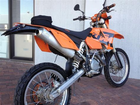 2004 Ktm 450exc Street 450 Exc Dual Sport For Sale On