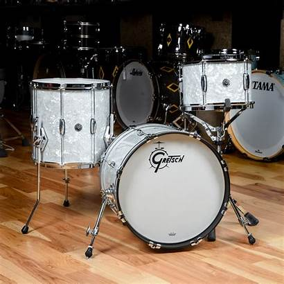 Drum Gretsch Heritage Exclusive Brooklyn Kits Build