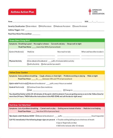 forms of asthma sle asthma action plan ideasplataforma