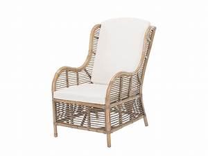 Fauteuil Rotin Design : fauteuil en rotin et kubu brig rotin design conforama ~ Nature-et-papiers.com Idées de Décoration