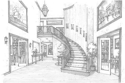 home design drawing luxury house plans home design m 8817