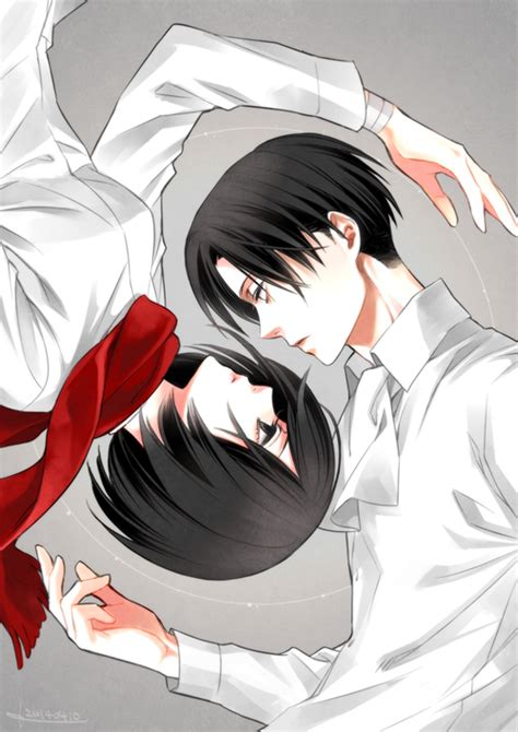 Pin By Otaku Levi On Anime X Levi X Mikasa Levi And Mikasa Otp Anime