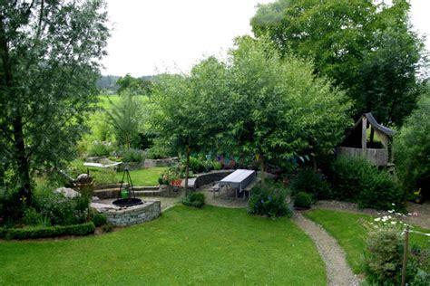 Ein Schweizer Garten Weiden  Von Pavillons Und