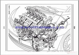 Renault Espace Iv J81 Nt8284 Disk Wiring Diagrams Manual