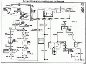 1997 Chevrolet Malibu Electrical System Wiring Diagram