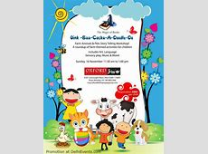 Farm Animals & Pets Story Telling Workshop for kids at