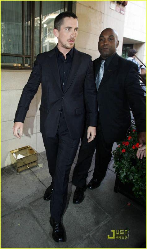 Christian Bale Arrested Assault Photo