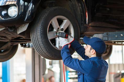 Wheel Bearing Warning Signs & Symptoms