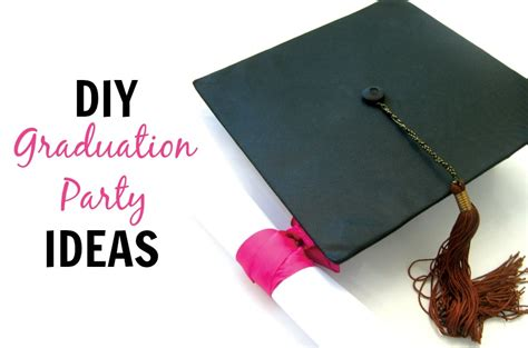 Graduation Decoration Ideas Diy by Diy Graduation Ideas It Is A Keeper