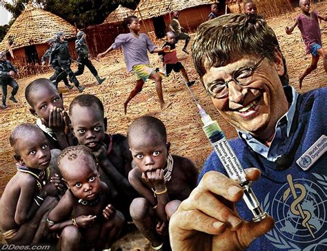 Bill Gates Admits Vaccines Are Used for Human Depopulation ...