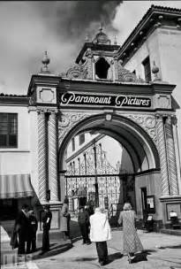 Old Paramount Studio Hollywood