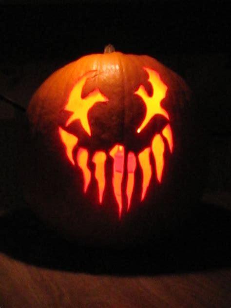 vire pumpkin carving mushroomhead by carpentier on deviantart
