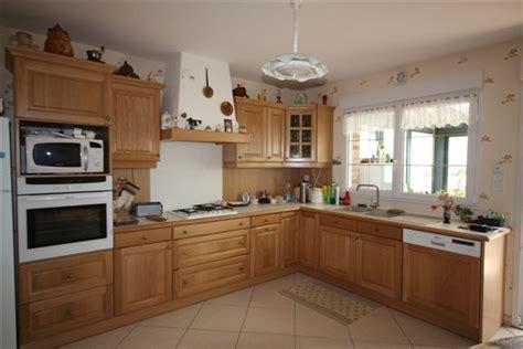 cuisine moderne en bois le bois chez vous