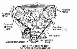 8 Best Images Of Nissan 3 3 Timing Belt Diagram