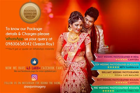 packages charges wedding photography charges srejon