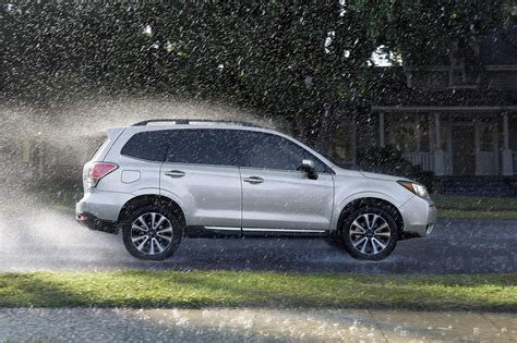 subaru forester redesign gas mileage price release