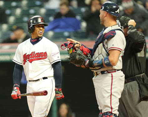 Cleveland Indians split doubleheader as Atlanta Braves ...
