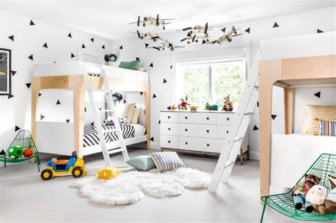 40+ Designer Kids Spaces Playrooms, Bedrooms, Nurseries