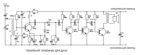 Схемы детекторных приемников