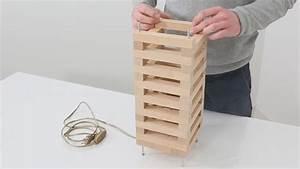 Comment Fabriquer Une Lampe : tuto brico comment fabriquer la lampe tower youtube ~ Medecine-chirurgie-esthetiques.com Avis de Voitures