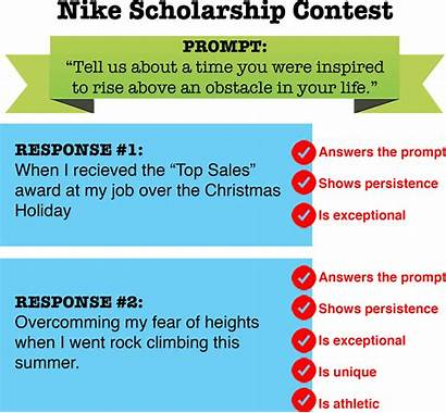 Scholarship Essay Examples Why Should Receive Write
